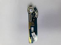 Плата нижняя Fly IQ442Q Miracle 2 с разьемом USB, микрофоном и вибро
