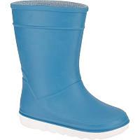 Сапоги резиновые детские, чоботи гумові Tribord B100 голубые
