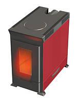 ТЕПЛОДАР  МАТРИЦА Длительное горение печь на дровах | варочная печь