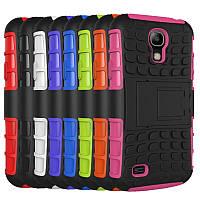 PC + TPU чехол для Samsung Galaxy S4 I9500 (8 цветов)