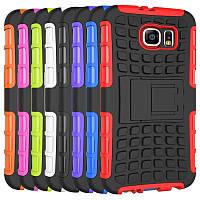 PC + TPU чехол для Samsung Galaxy S6 (8 цветов)