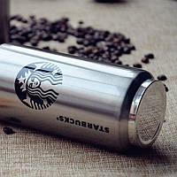 Термокружка Старбакс в  виде банки — Starbucks Coffee 500 мл