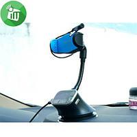FM трансмиттер для телефона Т11, 87,5-108 mHz, MP3/WMA/WAV, со встроенным микрофоном, 75х180х70 мм