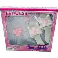 Набор для девочки с туфельками и аксессуарами
