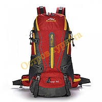 Рюкзак туристический JINSHIWEIQI 262 45L красный