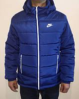 Зимняя мужская куртка спортивного стиля Nike 5100