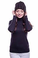 Молодежная водолазка с длинным рукавом