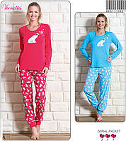Женский комплект (пижама) для дома и отдыха.
