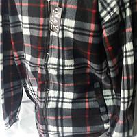 Рубашка-куртка флис (размеры 48, 50, 52, 54, 56)