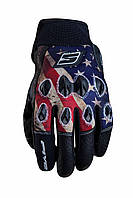 Мотоперчатки FIVE Stunt USA кожа/текстиль S