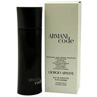 Тестер женской парфюмированной воды Giorgio Armani Armani Code Women