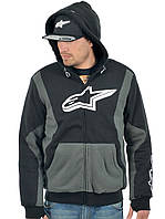 Толстовка ALPINESTARS Freeman ZIP черный S