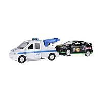 Игровой набор «Эвакуатор ДПС с машиной» CT-1241-W(WB) ТМ: Технопарк