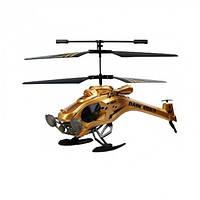 Вертолет на и/к управлении Dark Stealth, золотой, 22 см  YW857103 ТМ: Auldey