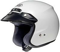Мотошлем Shoei RJ Platinum белый XS