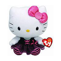 """Кошечка """"Hello Kitty Rainbow"""" Beanie Buddies 20см 40990 ТМ: TY Inc"""