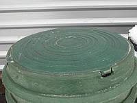 Люк полимерпесчаный легкий (до 3т) зеленый