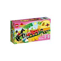 LEGO® DUPLO® Трейлер для перевозки лошади 10807 10807 ТМ: LEGO