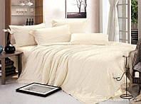 Постельное белье Le Vele бамбук с жаккардовой нитью. арт. LV-Milano кремовый