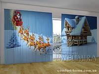 Фотоштора ПАНОРАМА Рождественская история