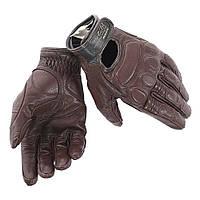 Мотоперчатки Dainese BlackJack кожа коричневый M
