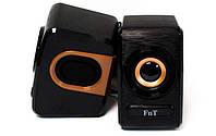 Колонки для ПК компьютера FnT Q3 Bronze