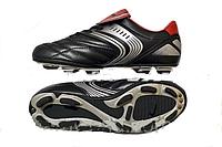 Бутсы футбольные, овальные шипы. Размер: 36. AX5220