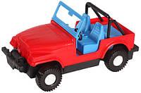Детская игрушечная машинка Джип Wader (39015)