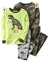 Пижама детская для мальчика Carter's США, (Размер: 2Т;3Т;4Т;5Т;6;7;8;10):