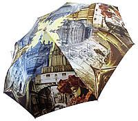 Женский зонт Три Слона Карнавал в Венеции ( полный автомат ) арт.880-33