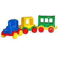 """Машинки для детей """"Паравозик с прицепом"""" Kids cars Тигрес (39260)"""