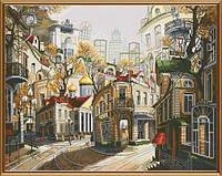 """Набор для вышивания крестиком (пейзаж) """"Легенды старых улиц"""""""