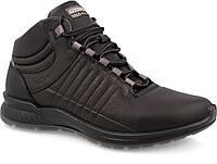 Осенние кожаные кроссовки GriSport
