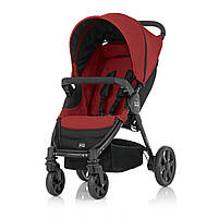 Коляска BRITAX B-AGILE 4 CHILI PEPPER 2000011764 ТМ: Britax