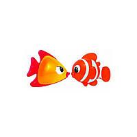 Игрушка для ванной рыбки на магнитах 89537 ТМ: Tolo
