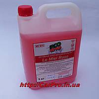 Активная пена автомобильная ( шампунь ) EcoDrop ROSE 5кг ( концентрат )