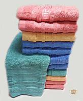 Полотенце банное Версаче-3 бирюза