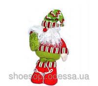 Дед Мороз фигурка под елку новогодняя игрушка