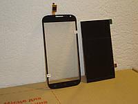 #4 Дисплей LCD Матрица  + Сенсор Тачскрин Qumo Quest 503
