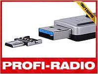 Адаптер-переходник OTG microUSB - USB для сартфонов
