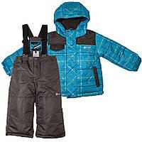 Зимний костюм для мальчиков Salve by Gusti SWB 4859. Размер 92 - 128.