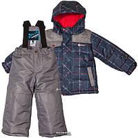 Зимний костюм для мальчиков Salve by Gusti SWB 4859 TOTAL ECLIPSE. Размер 92 - 128.