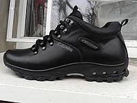 Кожаные зимние ботиночки Columbia е-90
