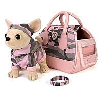 Собачка Chi Chi Love Чихуахуа Модный камуфляж (с сумочкой) 5894132 ТМ: Chi Chi Love