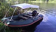 Лодка KOLIBRI KM-400 DSL + YAMAHA 30л.с.