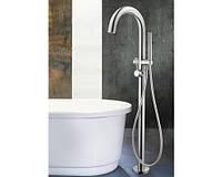 Смеситель напольный для ванной комнаты Avital Navia verchromt