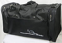 Сумка дорожная, спортивная Wallaby 3050 черная