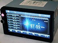 """Новая автомагнитола 2Din Pioneer 8702 диагональю 7"""" дюймов. Хорошее качество. Купить онлайн. Код: КДН912"""