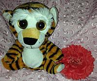 Интерактивная говорящая игрушка Тигренок, Тигр (повторюха, повторюшка)
