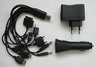 Универсальное зарядное 10 в 1 USB кабель шнур, Б247